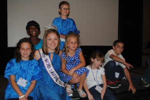 Florida Arthritis Foundation Annual Meeting and some of the youth involved